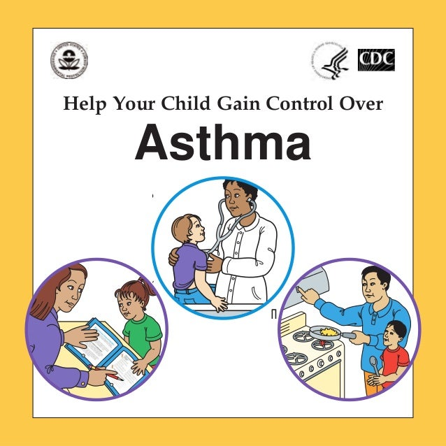 Help Your Child Gain Control Over Asthma