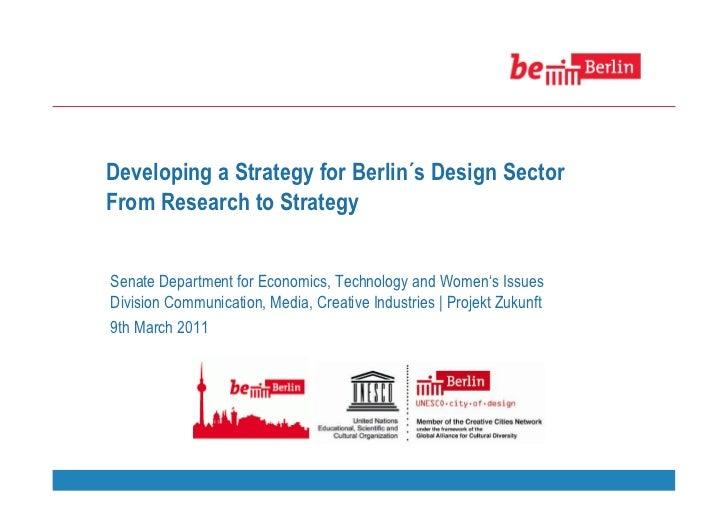 Helsinki berlin design sector