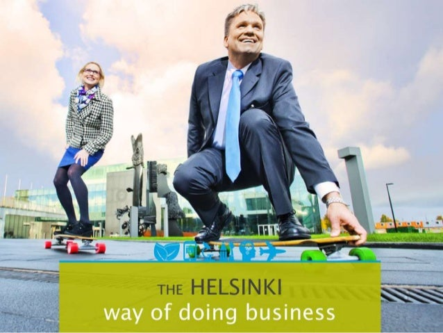 Reasons to invest into Helsinki