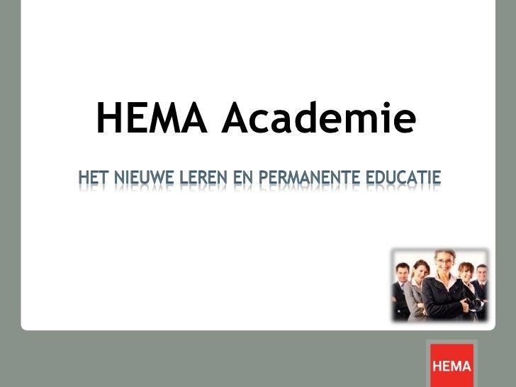 HEMA Academie