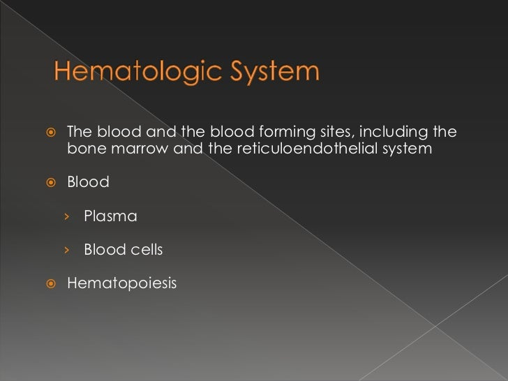 hematologic problems Teaching cases ash teaching cases emphasize standard approaches to classic hematologic problems and are designed to simulate the steps involved in diagnosing a patient, from taking the history and performing a.
