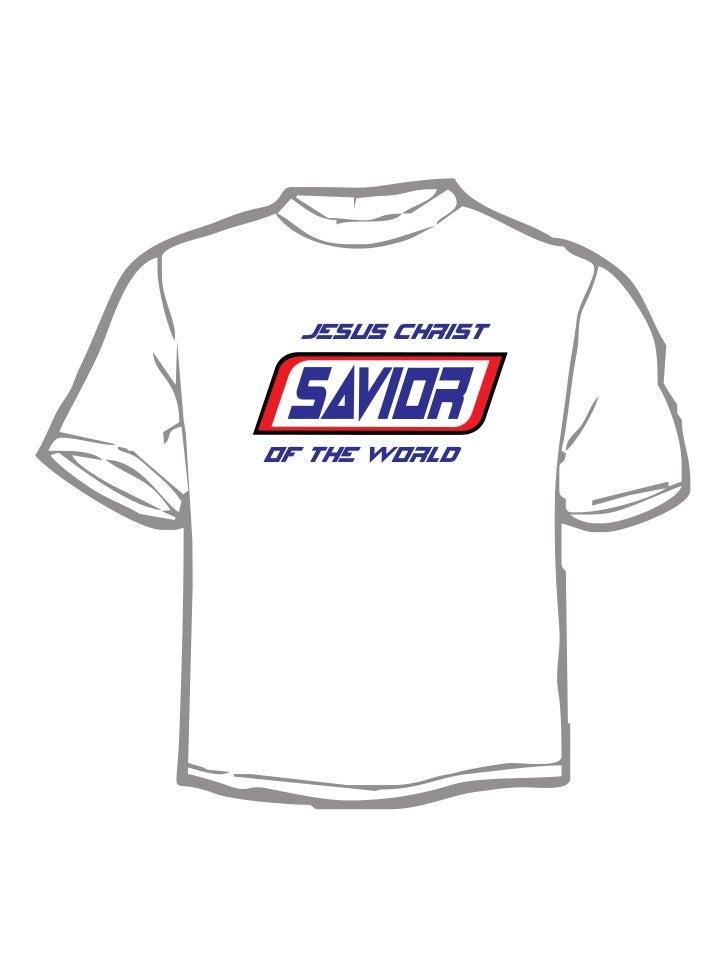 JESUS CHRIST SAVIOROF THE WORLD