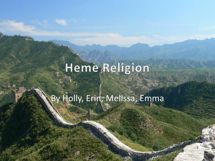 Heme Religion