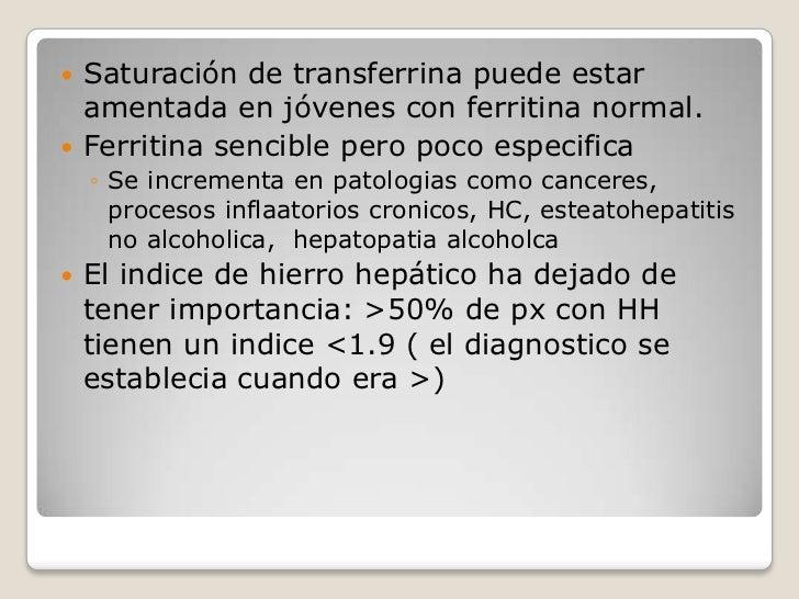 ferritina acima de 1000 ng ml