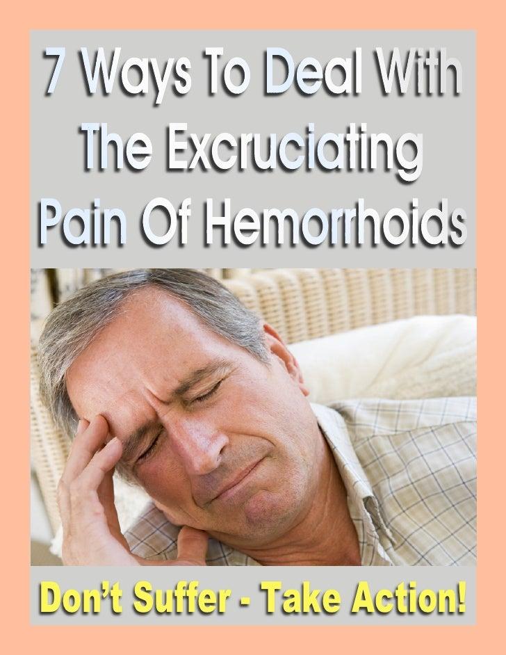 bleeding hemorrhoids treatment at home - DriverLayer ...