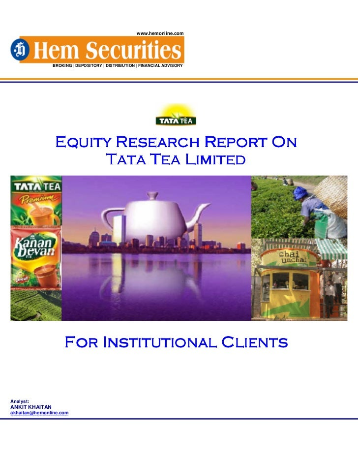 Hem securities tata_tea