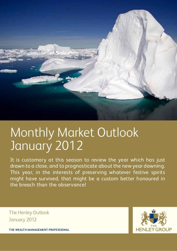 Henley January Outlook Hk