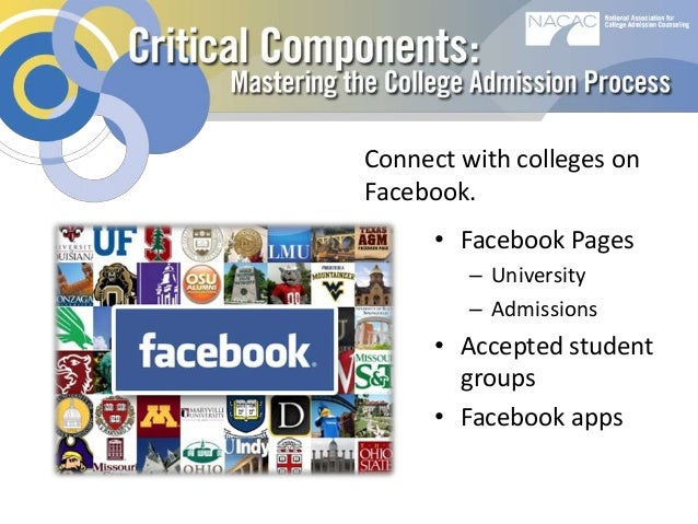 Connect the colleges?