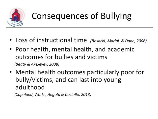 consequences of bullying in schools today in fiji The facts on bullying reveal it is a growing problem among teens and children there are several different types of bullying including cyber bullying, bullying in schools as well as other forms of harassing.