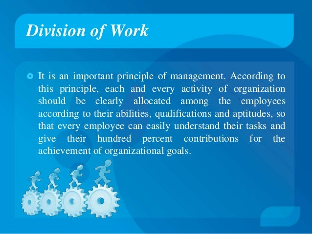 14 principles of management according henry