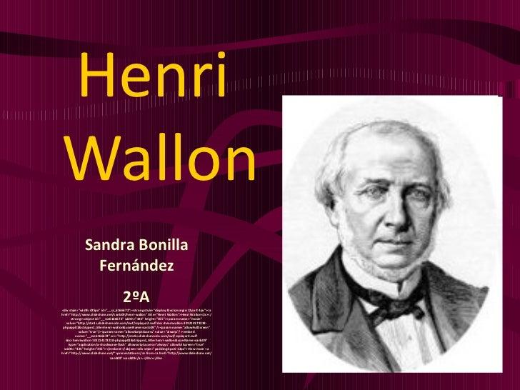 Henri wallon   grupo