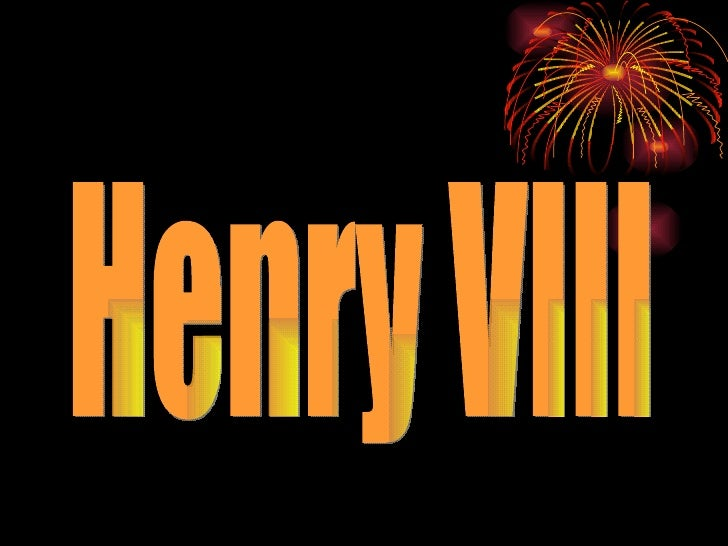 Henry Viii To Upload