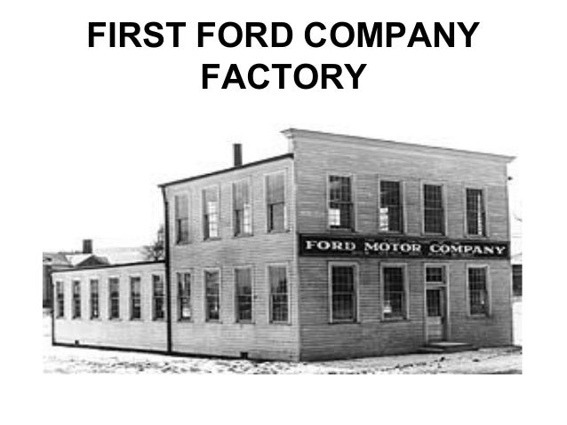 Henry ford life history for Ford motor company history