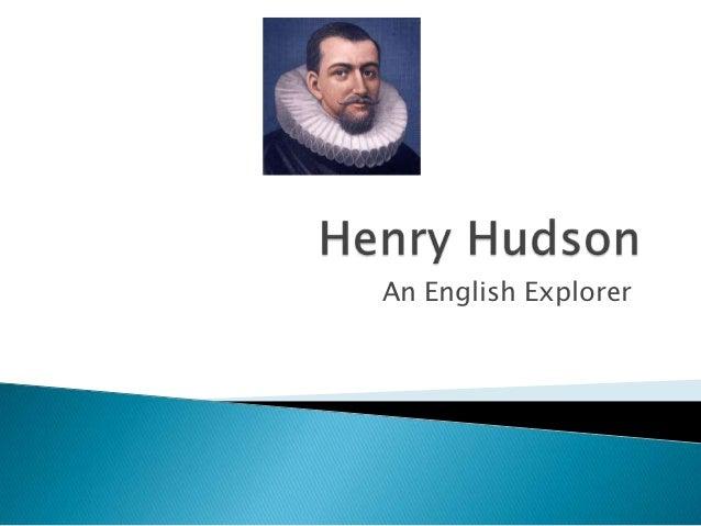 An English Explorer