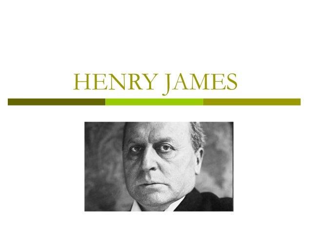 Henry James by Paula S