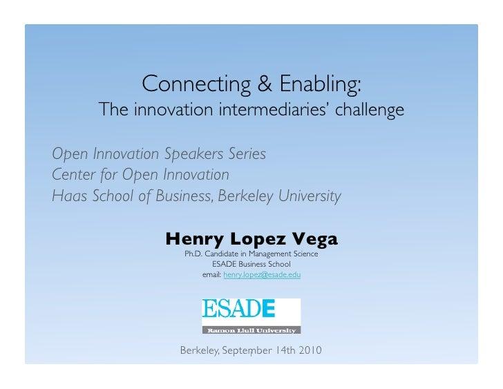 Henry Lopez Vega Haas Bs 9 14 2010