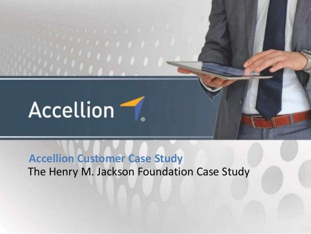 Accellion Customer Case StudyThe Henry M. Jackson Foundation Case Study
