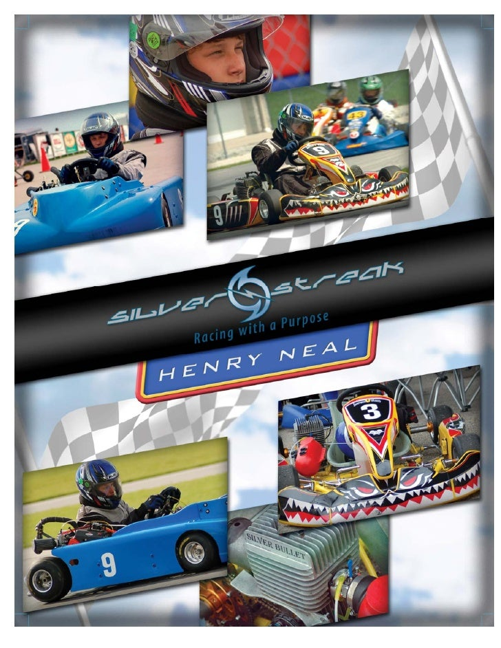 The Dream To dream is to aspire, to hope, to aim for the unimaginable. Racing is Henry's dream. Since a young age, Henry h...