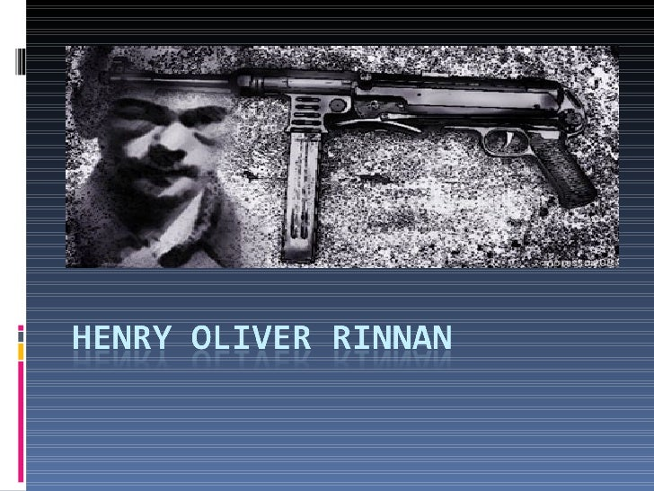 Henry Oliver Rinnan
