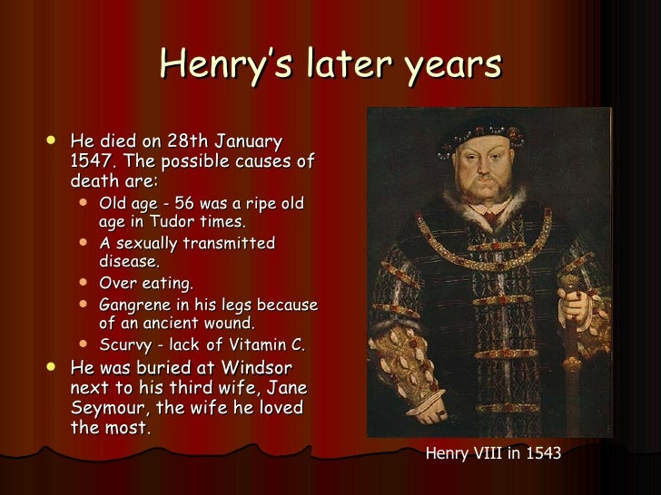 was henry vii a good king