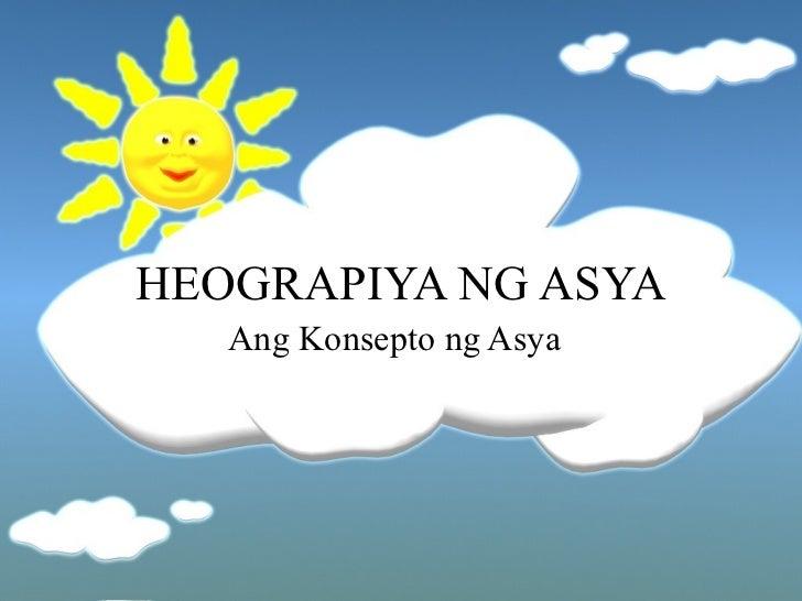 Heograpiya Ng Asy - Klima at Vegetation Cover ng Asya