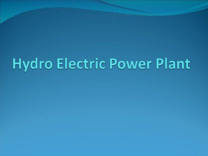 Hydro E