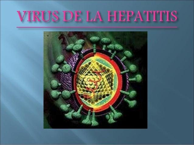  Es una enfermedad que se caracteriza por una inflamación difusa del hígado, y es causada por virus que se han designado ...