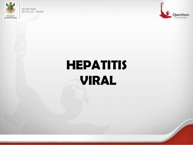 HEPATITIS VIRAL