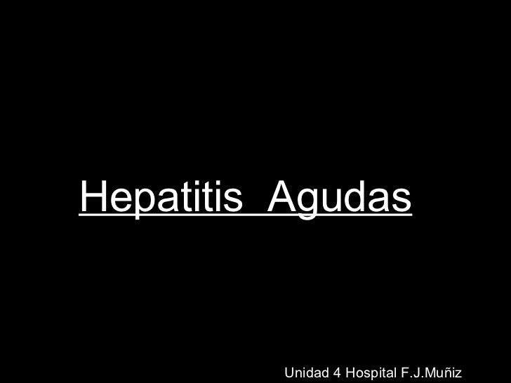 Hepatitis aguda para pregrado 2011 dr fainboim