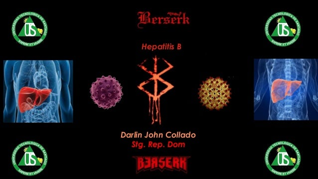 Darlin John Collado Stg. Rep. Dom Hepatitis B
