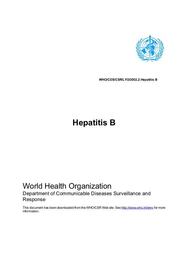 Hepatitis b whocdscsrlyo2002_2
