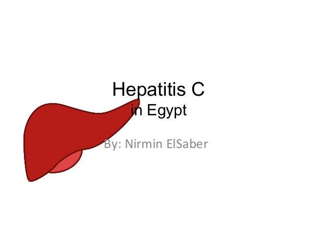 Hepatitis C in Egypt