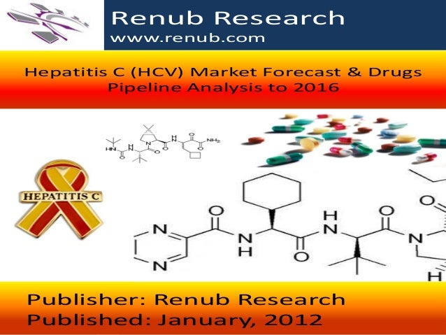 Hepatitis C (HCV) Market Forecast & Drugs Pipeline Analysis to 2016