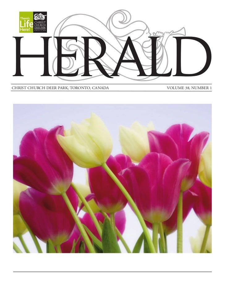 The Herald March/April 2012