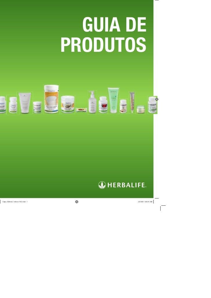 Herbalife guia-de-produtos
