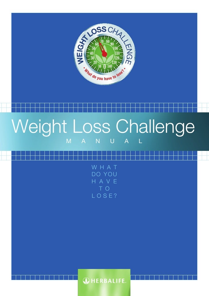 Herbalife weight-loss-challenge-manual