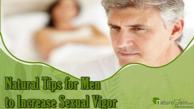 To vitality herbs increase sexual