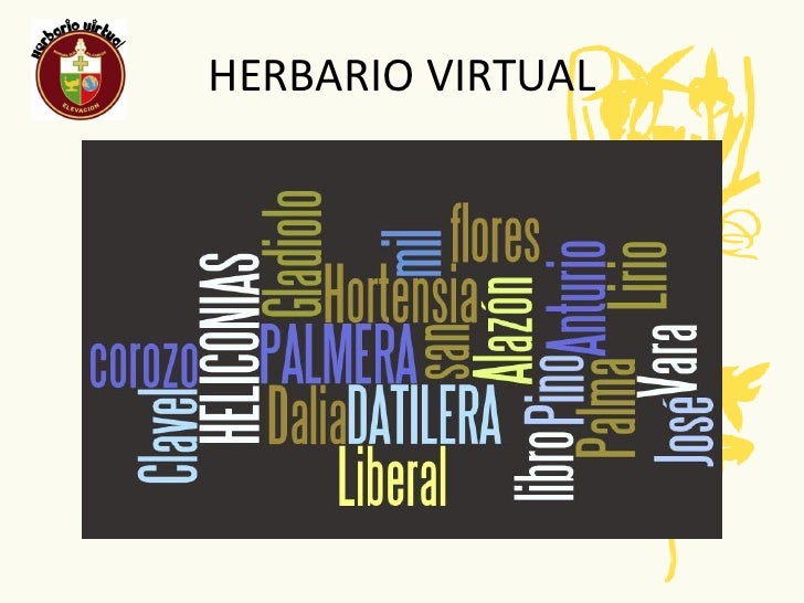Herbario Virtual 2009 Nssc