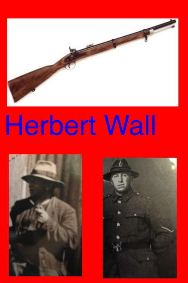Herbert wall