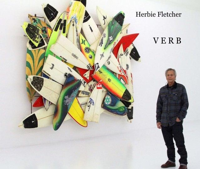 """Herbie Fletcher """"VERB"""""""