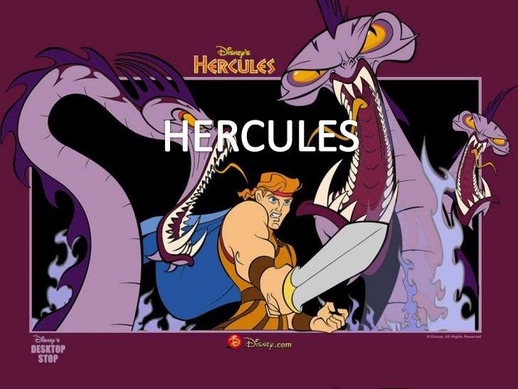 Hercules,love story