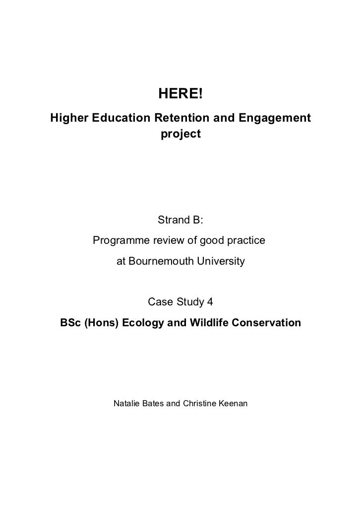 HERE! Project Case Study 4