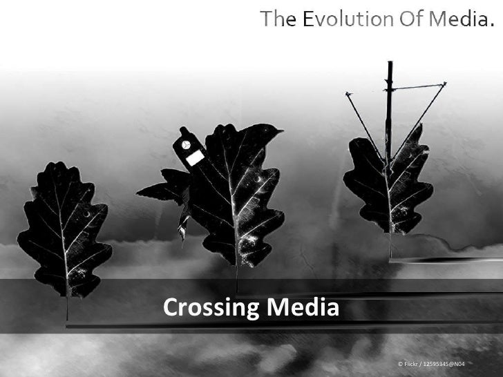 Minor Crossmedia Herfst 1