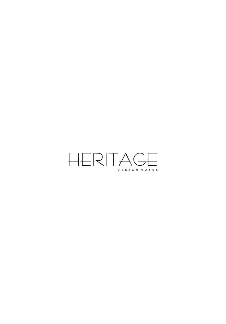 Heritage design hotel