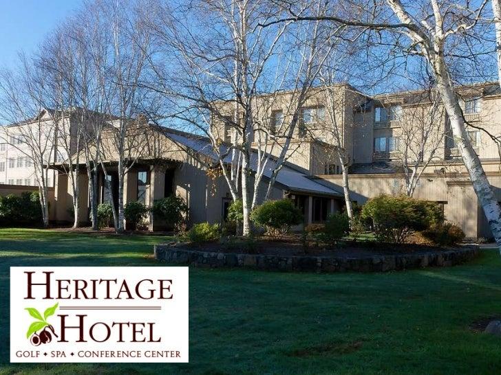Heritage Hotel updated 11.2011