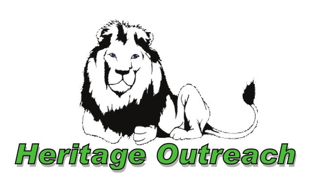 Heritage outreach logo