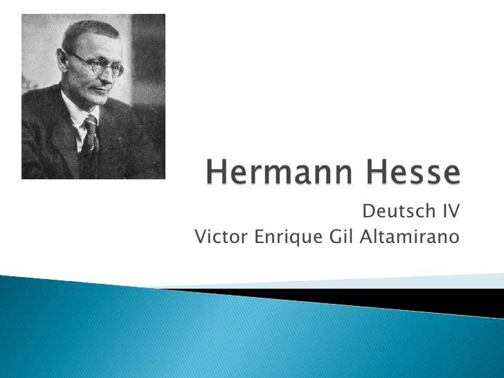 Deutsch IVVictor Enrique Gil Altamirano