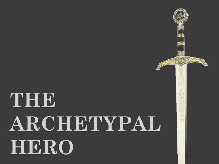 THEARCHETYPALHERO