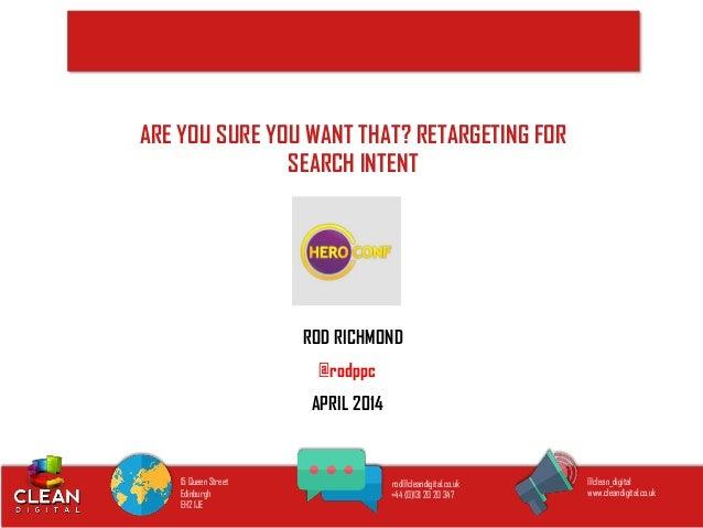 RLSA Hero Conf 2014 Rod Richmond Clean Digital