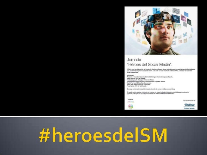 Jornadas Héroes del Social Media.